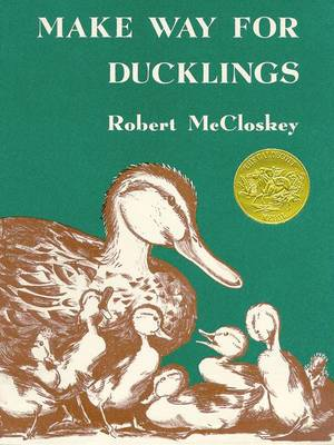 Make Way for Ducklings - McCloskey, Robert