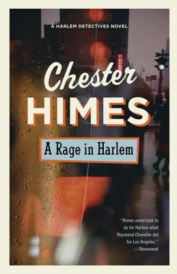 A Rage in Harlem - Himes, Chester B