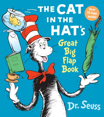 The Cat in the Hat's Great Big Flap - Dr Seuss