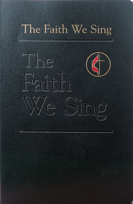 The Faith We Sing Pew Edition with Cross and Flame - Abington Publishing (Creator)