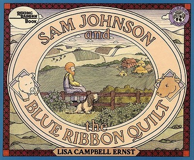Sam Johnson and the Blue Ribbon Quilt -