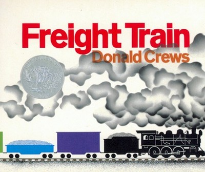 Freight Train Board Book -