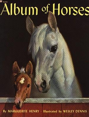 Album of Horses - Henry, Marguerite