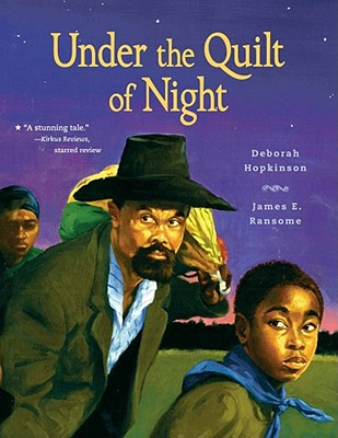 Under the Quilt of Night - Hopkinson, Deborah
