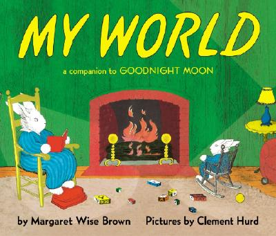 My World Board Book -