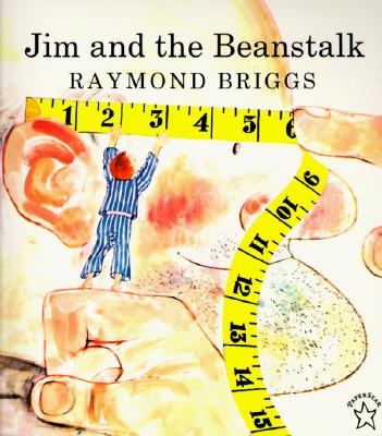 Jim and the Beanstalk - Briggs, Raymond