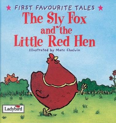 Sly Fox and Red Hen - Ladybird
