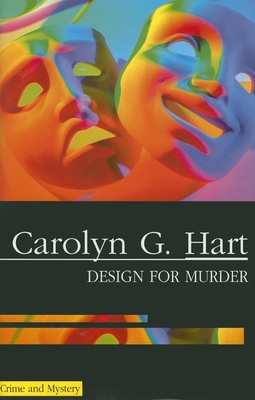 Design for Murder - Hart, Carolyn