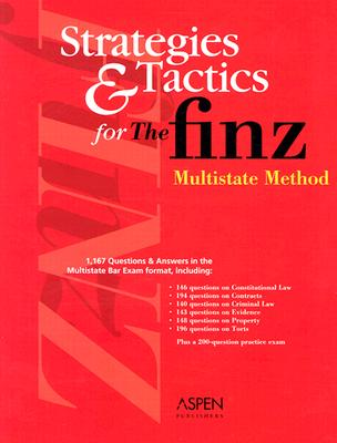 The Finz Multistate Method - Finz, Steven R