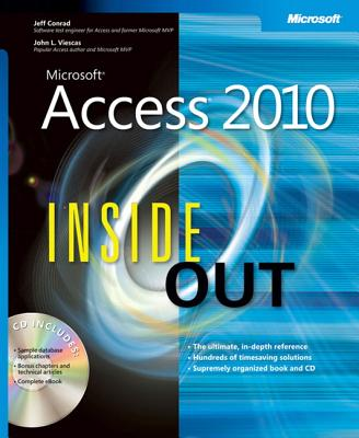 Microsoft Access 2010 Inside Out - Conrad, Jeff, and Viescas, John