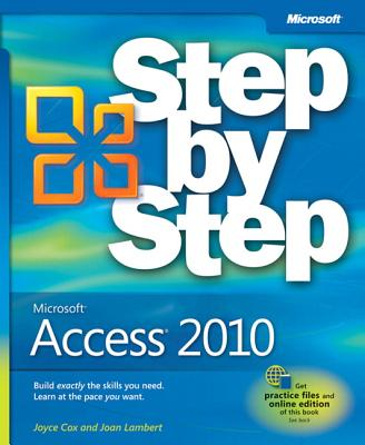 Microsoft Access 2010 Step by Step - Cox, Joyce, and Lambert, Joan