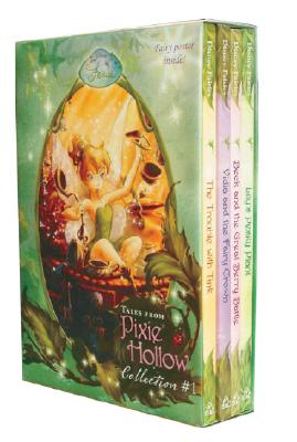 Tales from Pixie Hollow 4 Copy Box Set (Disney Fairies) - Random House Disney