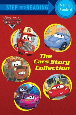 Disney Pixar Cars Five Fast Tales - Random House Disney (Creator)