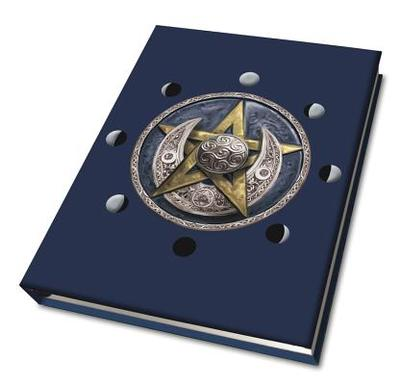 Lunar Cycle Journal - Lo Scarabeo