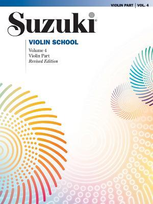 Suzuki Violin School, Vol 4: Violin Part - Alfred Publishing