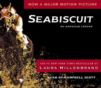 Seabiscuit - Hillenbrand, Laura