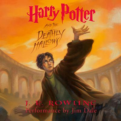 Harry Potter and the Deathly Hallows - Rowling, J K, and Dale, Jim (Read by)