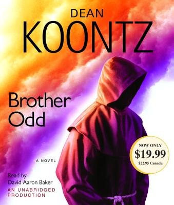 Brother Odd - Koontz, Dean R, and Baker, David Aaron (Read by)