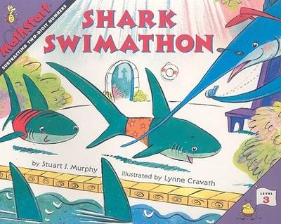 Shark Swimathon: Subtracting Two-Digit Numbers - Murphy, Stuart J