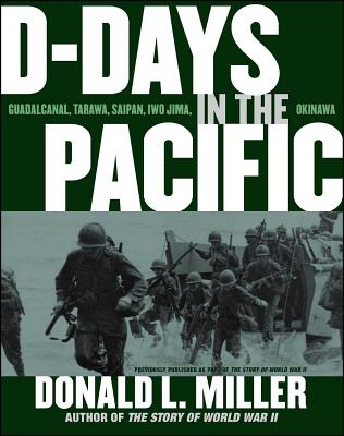 D-Days in the Pacific - Miller, Donald L