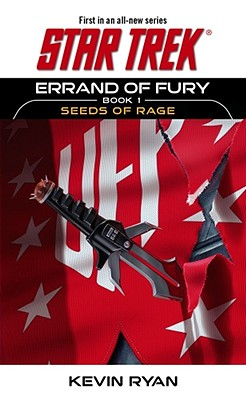 Errand of Fury: Seeds of Rage Bk. 1 - Ryan, Kevin