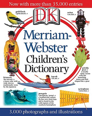 Merriam-Webster Children's Dictionary - DK Publishing (Creator)