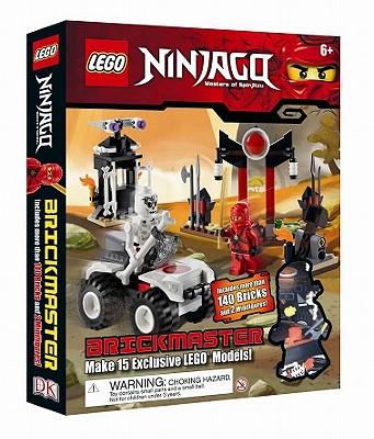 Lego Ninjago Brickmaster: Masters of Spinjitzu - Last, Shari