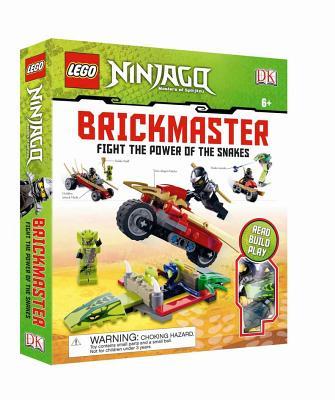 Lego Ninjago: Fight the Power of the Snakes Brickmaster -