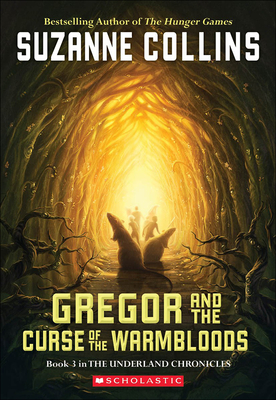 Gregor and the Curse of the Warmbloods - Collins, Suzanne