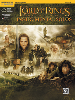 The Lord of the Rings Instrumental Solos - Shore, Howard (Composer), and Edmondson, Tod, and Neuburg, Ethan