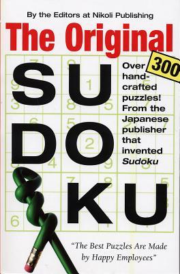 Original Sudoku - Nikoli Publishing, and Editors of Nikoli Publishing, CC