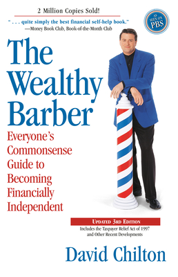 The Wealthy Barber, Updated 3rd Edition - Chilton, David