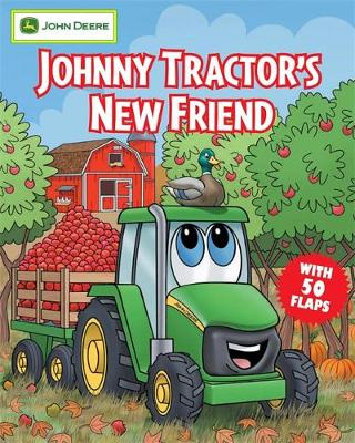 Johnny Tractor's New Friend - Knopf, Susan