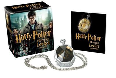 Harry Potter Horcrux Locket Kit and Sticker Book - Running Press (Creator)