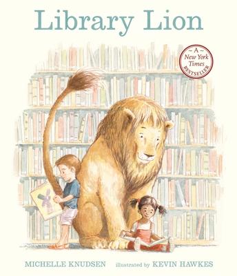 Library Lion - Knudsen, Michelle