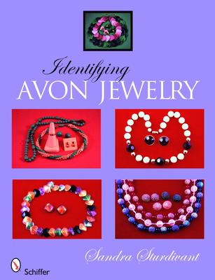 Identifying Avon Jewelry - Sturdivant, Sandra