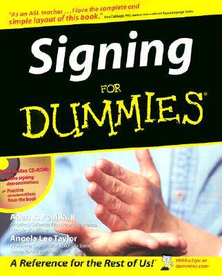 Signing for Dummies - Penilla, Adan R, and Taylor, Angela Lee