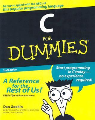 C for Dummies - Gookin, Dan