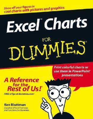 Excel Charts for Dummies - Bluttman, Ken