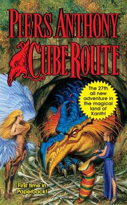 Cube Route - Anthony, Piers