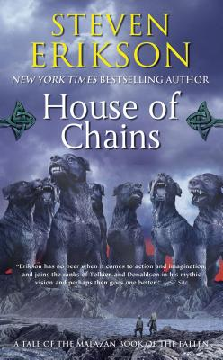 House of Chains - Erikson, Steven