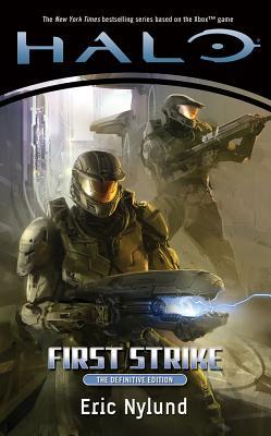 Halo: First Strike - Nylund, Eric S.