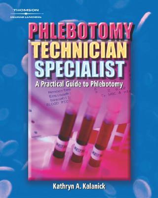 Phlebotomy Technician Specialist - Kalanick, Kathryn A