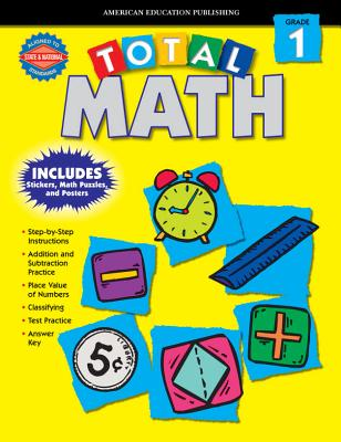 Total Math Grade 1 - American Education Publishing (Creator)