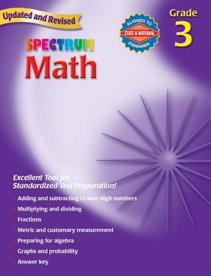 Spectrum Math: Grade 3 - Frank Schaffer Publications (Creator)