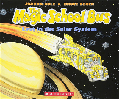 The Magic School Bus Lost in the Solar System - Cole, Joanna