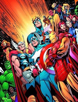 Avengers Assemble: Volume 4 - Busiek, Kurt, and Thomas, Roy, and Stern, Roger, and Englehart, Steve