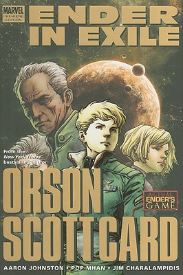Ender in Exile - Johnston, Aaron, and Card, Orson Scott (Creator)