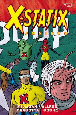 X-Statix Omnibus - Milligan, Peter, and Derington, Nick