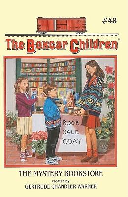 The Mystery Bookstore - Warner, Gertrude Chandler